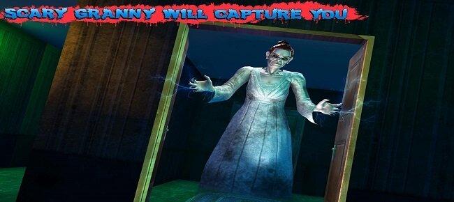 Creepy Evil Granny