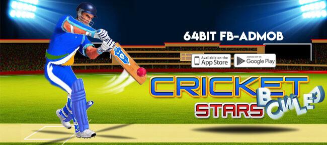 Cricket stars Bowled