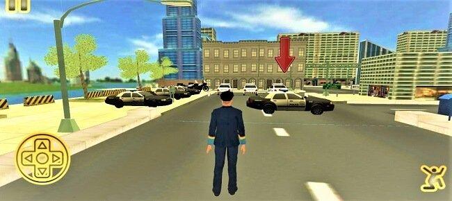 Crime Cop