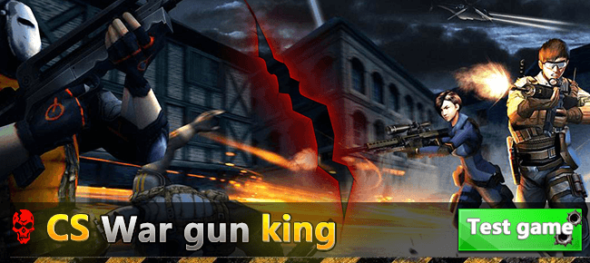 CS War gun king
