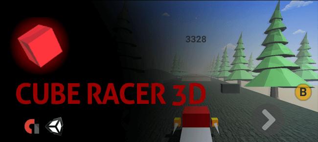 CUBE RACER 3D