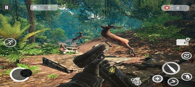 Deer Sniper Hunting