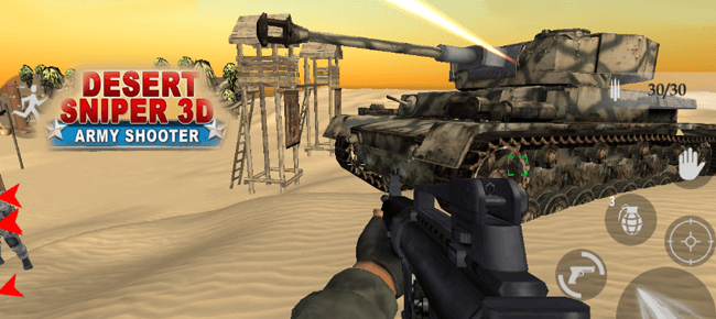 Desert Sniper Special