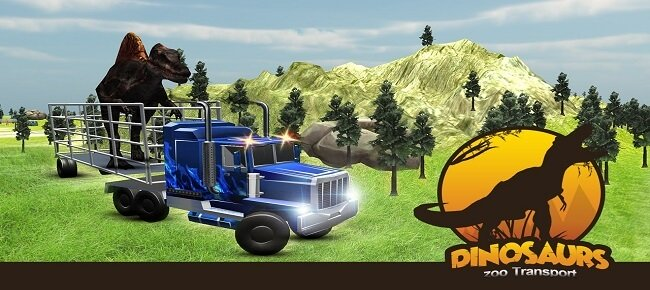 Dino Transport Simulator