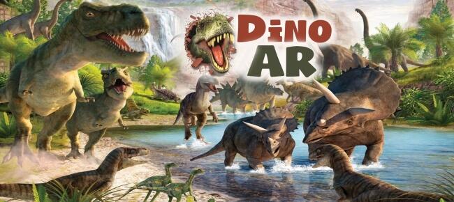 DinoAR Dinosaurs