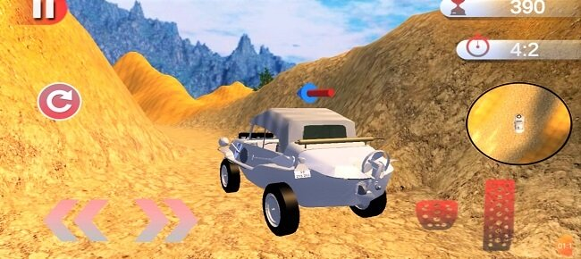 Dune Classic Mad Driving
