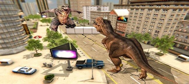 Endless Dinosaur Rampage