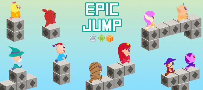 Epic Jump 2 BuildBox
