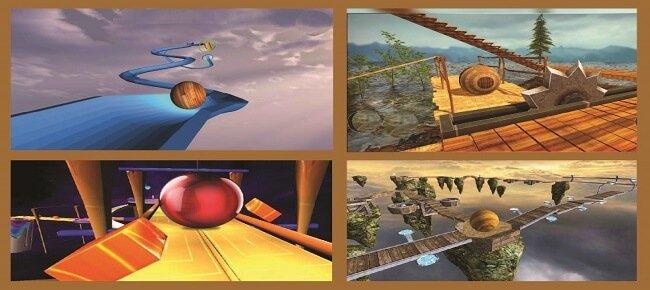 Extreme Ball Balance 3D