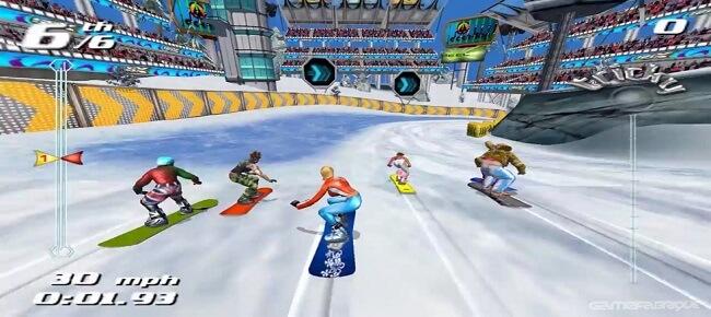 Extreme Snow Skater 3D