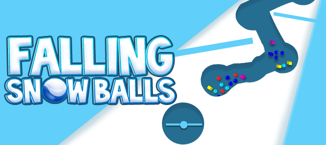 Falling Snowballs, Reskinned Game Template. Ready For Launch - Sell My App