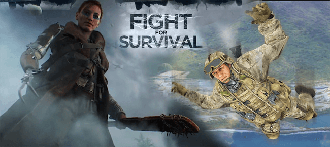 Fight for Survival PUBG
