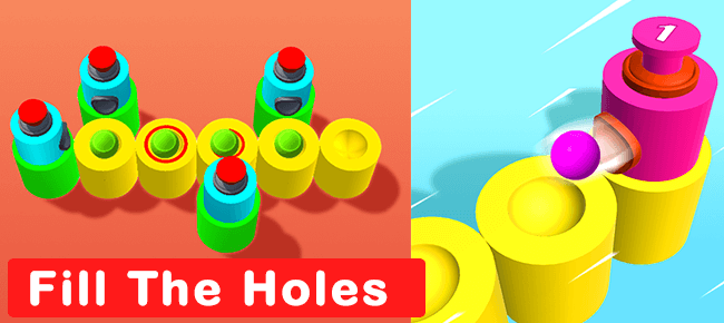 Fill the Holes