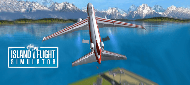 Flight Simulator Island