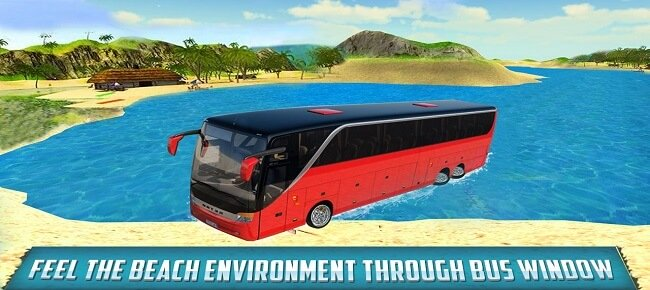 Floating Water Bus