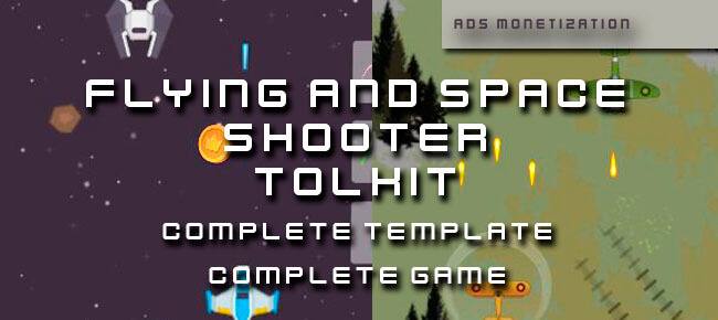 Flying & Space shooter