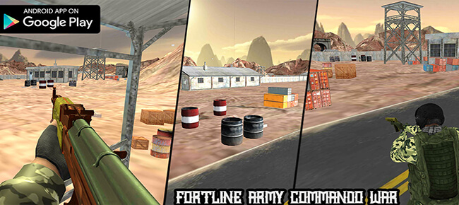 Frontline Commando War