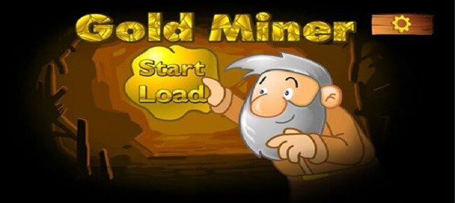 Gold Miner Unity