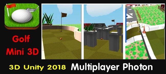 Golf Mini 3D
