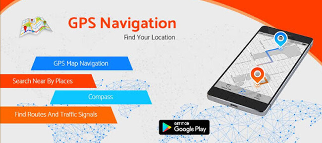 GPS Live Location Finder