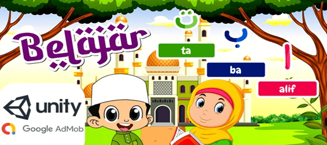 Hijaiyah Alphabet for Kids