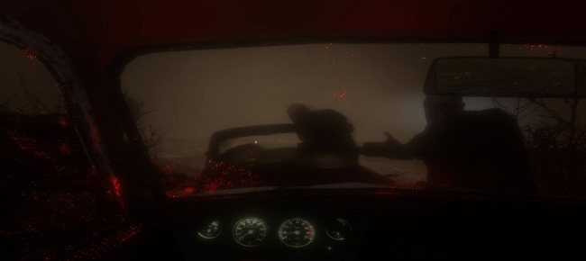 Horror Jungle Drive