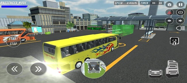 IPL Bus Transport Simulator