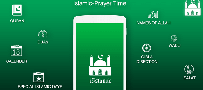 Islamic-Prayer Time