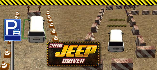 Jeep Parking Challenge
