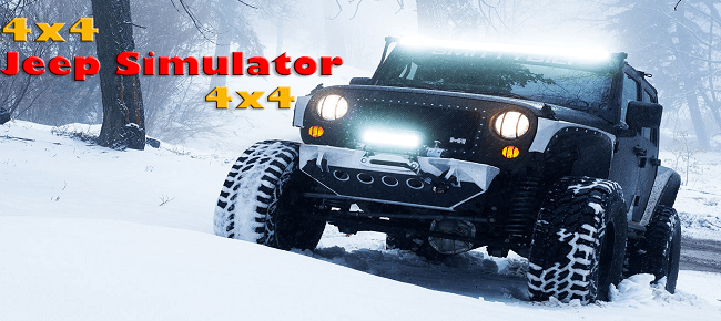 Jeep Simulator Offroad