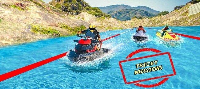Jet Ski Boat Racer 3D