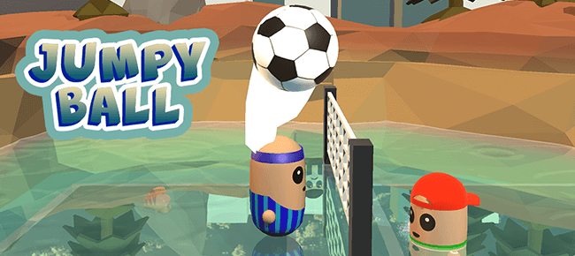 Jumpy Ball game