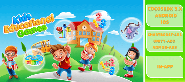 Kids Educational iOS