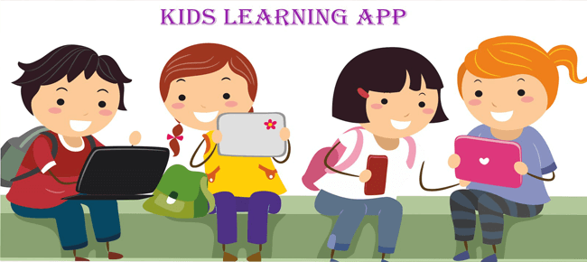 Kids Learning Android