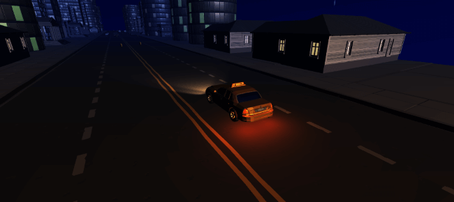 Late Night Taxi