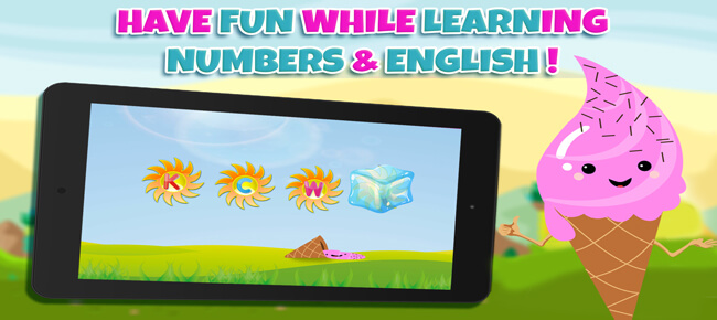 Learn Numbers & Letters
