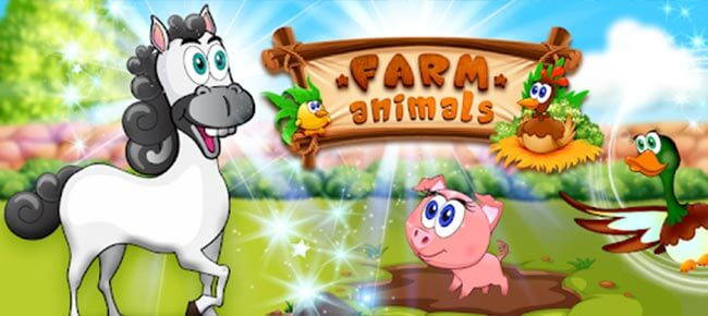 Learning Farm Animals