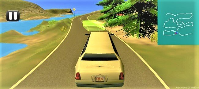 limo passenger hill