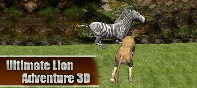 Lion Attack Simulator