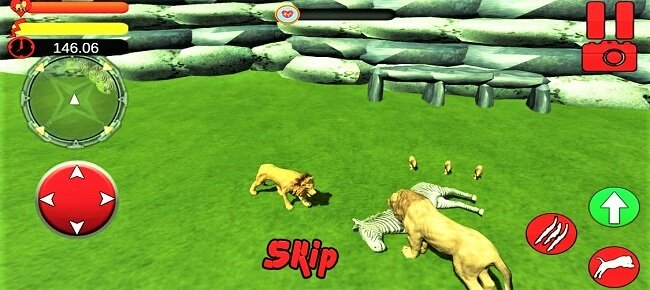 Lion King Jungle Simulator