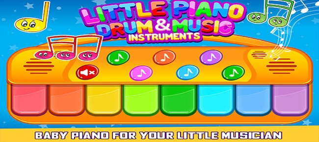 Little Piano Drum