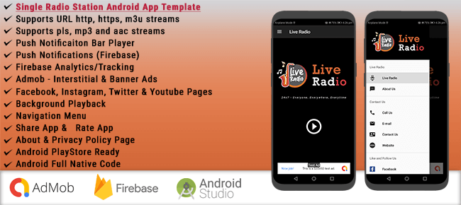 Live Radio Android