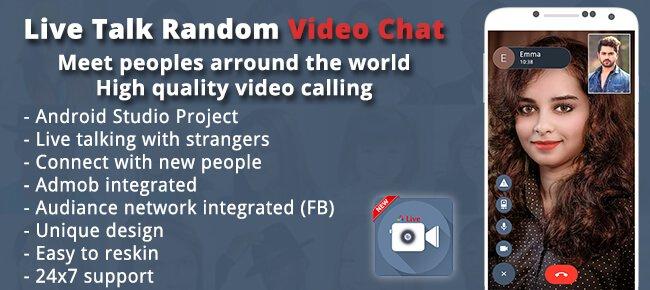 LiveTalk Random VideoChat