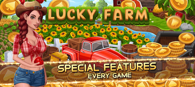 Lucky Farm Slots