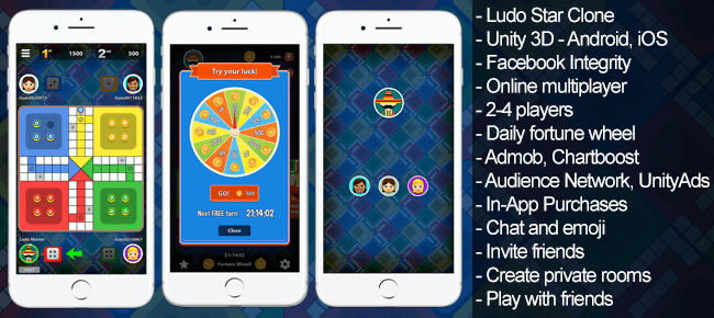 Ludo Masters Viral Ludo Star with MULTIPLAYER - Sell My App