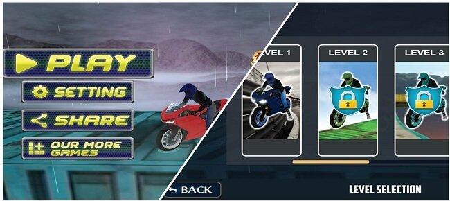 Mad Skills Motocross Rider