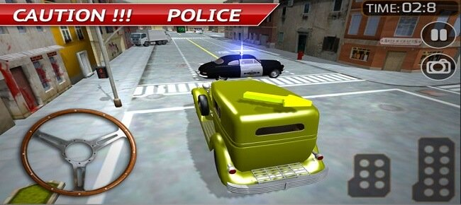 Mafia Car Driving Simulator