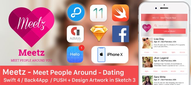 Meetz Dating iOS