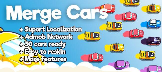 Merge Cars