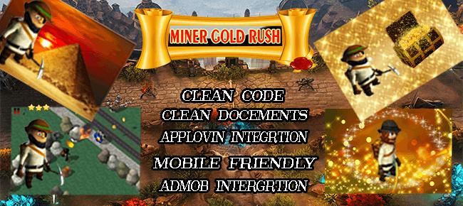 Miner Gold Rush